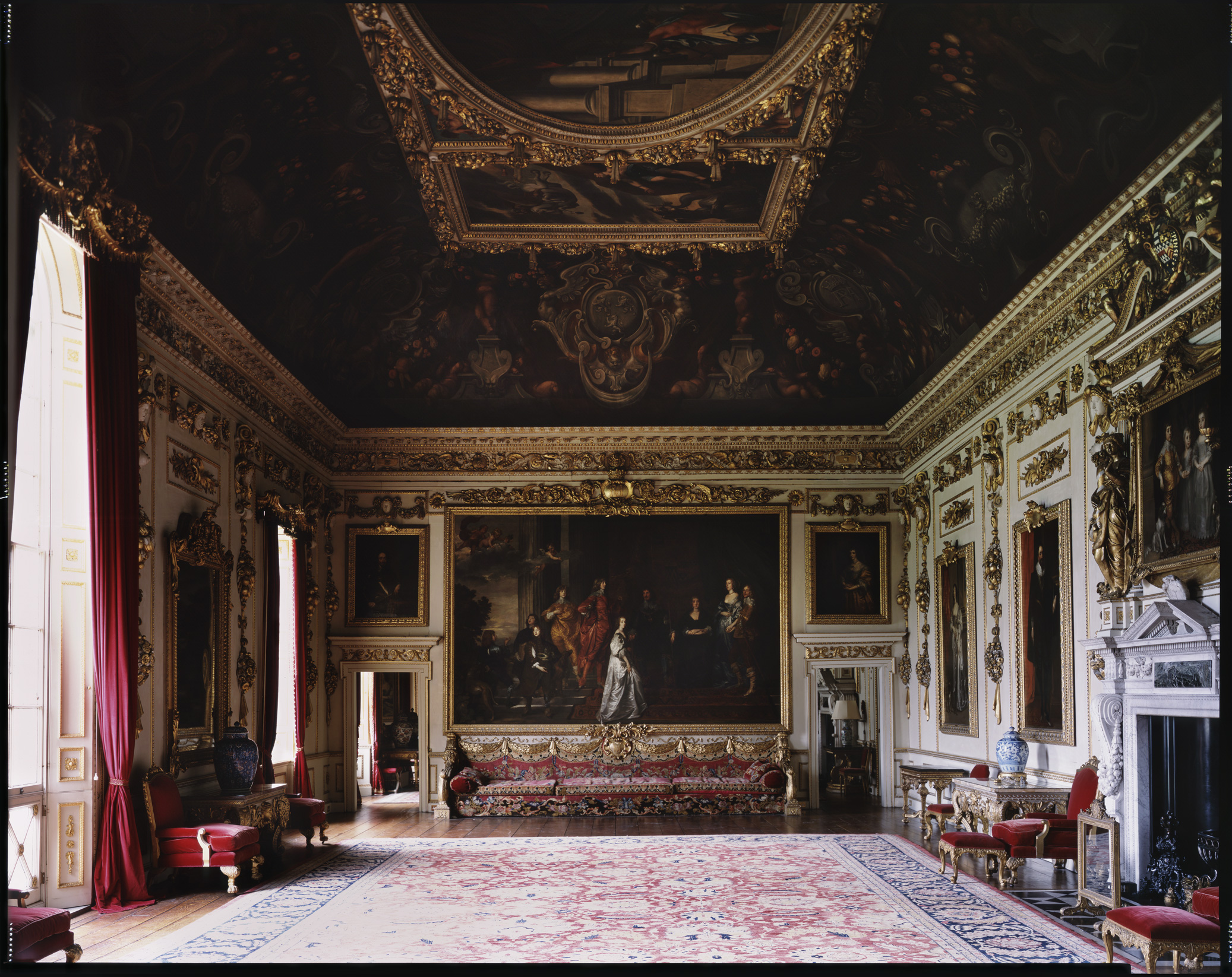 """Double Cube, Wilton House    £500.00    Hahnemuhle Photo Silk Baryta fine art print, signed limited edition of 10    Size: 16"""" x 12"""""""