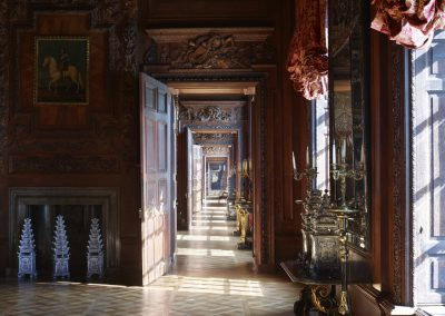 Enfilade of State Rooms, Chatsworth House